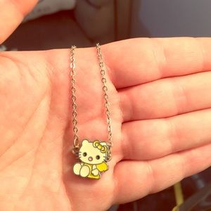 Vintage Hello Kitty Necklace